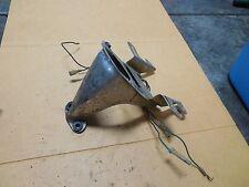 honda cb750 four tail light lamp mount bracket chrome 1976 1972 1974 1975 1973