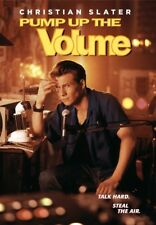 PUMP UP THE VOLUME (Christian Slater) english cover - DVD - UK Compatible