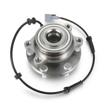 Front Wheel Bearing Hub & ABS Sensor For Nissan Navara D40 Pathfinder R51 05-16