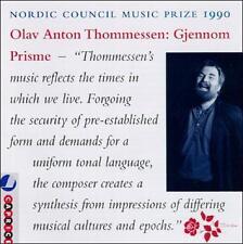 Thommessen: Gratias Agimus/Through a Prism/Woven in Stems, New Music