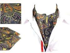 Cravatte e papillon da uomo Ascot multicolore