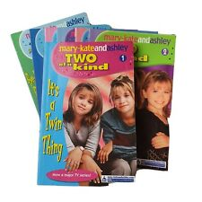 Mary Kate And Ashley Two Of A Kind Paperback Books x 7 2002