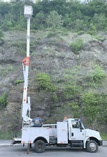 2005 International 4200 Hi Ranger 47' Bucket Boom Service Utility Truck Diesel
