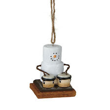 Midwest of Cannon Falls Original S'more  Bongo Player Ornament Free Ship USA