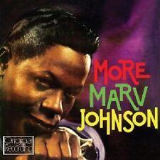 Marv Johnson - More Marv Johnson [New CD]