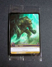 (3) World of Warcraft WoW TCG Stormfire Hunt for Illidan Promo Extended Art Card