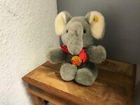 Steiff 5706/20 Tier Elefant 19 cm. Top Zustand