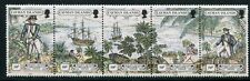 Kaiman-Inseln Cayman 1988 Kapitän Bligh Schiffe Ships Südsee 618-622 MNH