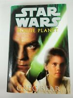Star Wars Rogue Planet Hardcover Book 2000 Del Ray 1st Edition Greg Bear
