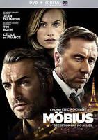 Mobius (DVD, 2014) NEW! [Cut Barcode]