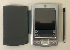 Palm Tungsten E Handheld Pda Organizer, w/ Case & Stylus