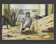 CAPE VERDE 1981 BIRDS  Mini Sheet  MINT NH