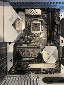 ASUS Prime Z390-a Intel Z390 ATX Ddr4 Gaming Motherboard Socket LGA 1151 HDMI
