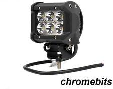 2x 18w LED Luz de trabajo 1800lm Foco 12v 24v BArco ATV MOTO ENVÍO Barco SUV 4x4