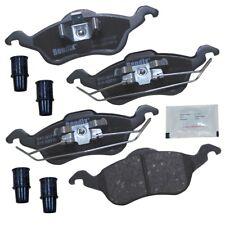 Front Brake Pad Set For 2000-2004 Ford Focus 2001 2002 2003 Bendix CFC816