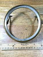 Old Clock Dial Trim Ring and Bezel  (No Glass)       (Clock Dial Lot K1581)