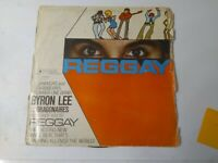 Byron Lee And The Dragonaires-Reggay Vinyl LP 1969