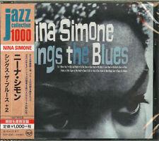 NINA SIMONE-NINA SIMONE SINGS THE BLUES-JAPAN CD Ltd/Ed B63