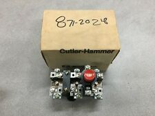 NEW IN BOX CUTLER-HAMMER OVERLOAD RELAY 10-1308-5