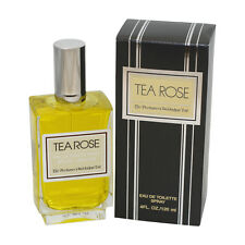 Tea Rose Eau De Toilette Spray 4.0 Oz / 120 Ml for Women