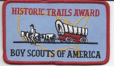 Historic Trails Award - Boy Scouts of America Patch - Philmont Scout Ranch