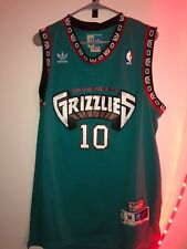 ce14f4a88 Mike Bibby Vancouver Grizzlies Mitchell   Ness NBA Jersey - Teal Medium NWT