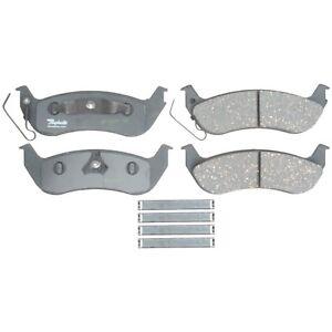 Rr Ceramic Brake Pads  ACDelco Advantage  14D932CH
