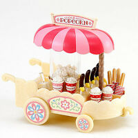 SYLVANIAN Families Popcorn Cart Dolls Furniture 4610