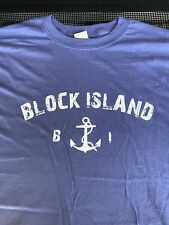 Block Island T-shirts Small