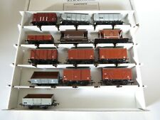 Bachmann / Hornby OO Gauge Selection Of Wagons x13 - Unboxed