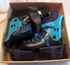 Ccm Mach 20 Unisex Inlines Skates w Knee Pads - M-Is329