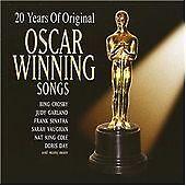 20 Years of Original Oscar Winning Songs, Various Artists, Very Good Soundtrack