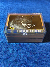 1993 JURASSIC PARK Trading Cards and Stickers Total 145 Lot Spans #2-86