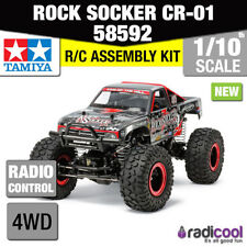 Tamiya Electric RC Car & Motorycle Trucks
