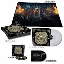 DIMMU BORGIR EONIAN COFANETTO 2 VINILI LP CLEAR 180 GRAMMI + CD DIGIPAK+BONUS CD