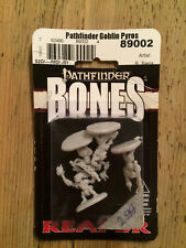 Reaper, Bones, Pathfinder miniature: Pathfinder Goblin Pyros