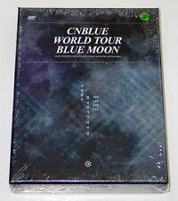 CNBLUE - 2014 CNBLUE WORLD TOUR BLUE MOON (2DVD+110p Photobook+Mini Poster)