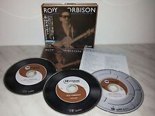 2 CD + DVD ROY ORBISON - THE MONUMENT SINGLES COLLECTION - JAPAN SICP-3110