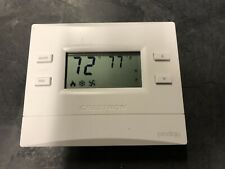 Mint Crestron P-Tstatex-Fcu-W-T Heating Cooling Thermostat (White)