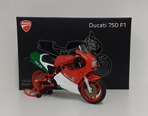 Model Moto 1:12 Ducati 750 F1 1985 Tsm True Scale Modeling Static Diecast