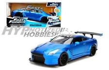 JADA 1:24 FAST AND FURIOUS 2009 NISSAN GT-R R35 WITH BEN SOPRA BODY KIT 98271