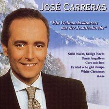 José Carreras Ein Weihnachtskonzert aus der Jesuitenkirche (Luzern) [CD]
