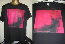 MY BLOODY VALENTINE- LOVELESS- 1991 ALBUM ART PRINT T SHIRT- BLACK -LARGE