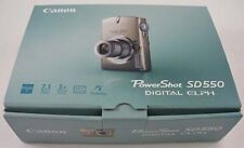 Canon USED PowerShot SD550 Digital ELPH 7.1 MP Camera  AS IS
