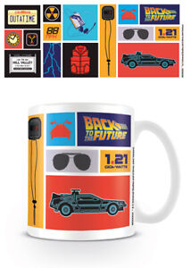 Boxed Mug Ceramic Gift Box - Back to The Future (Collection)