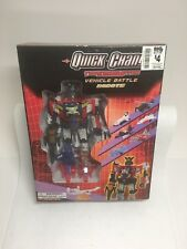 Transformers Quick Change Vehickle Battle Robots MISB Big Lots Aerialbots