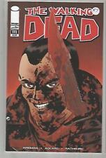 The Walking Dead #111: Negan Cover Key By Robert Kirkman Image Comics High Grade