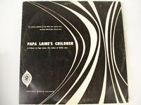 Papa Laine's Children - A Tribute To Papa Laine, The Father Of White Jazz - LP