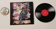 Miniature record album 1/6  Playscale Rap  Hip Hop Outkast Aquemini Rapper