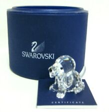 SWAROVSKI AUHN BEAGLE 158418 NIB MINT CONDITION
